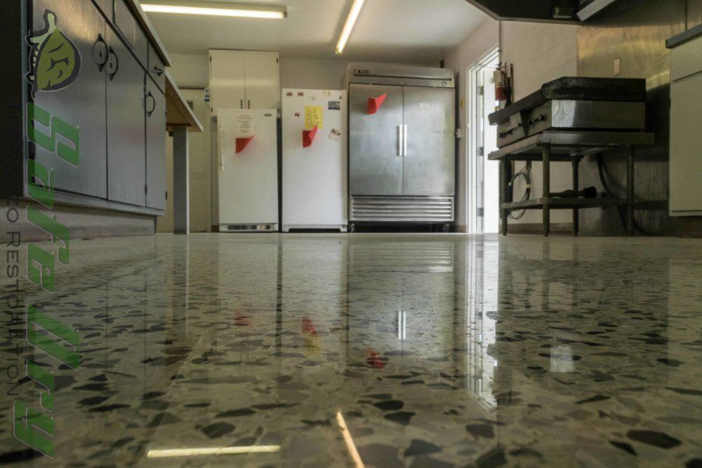 Terrazzo Restoration 11/3-9/13