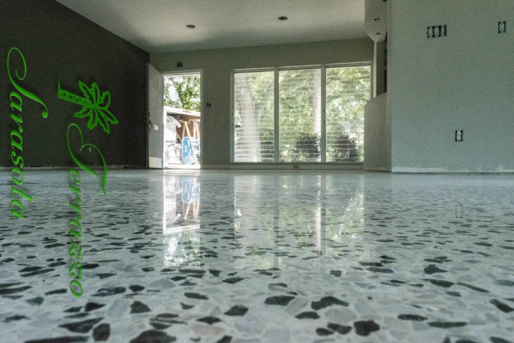 Terrazzo Is the Hot Floor in Florida
