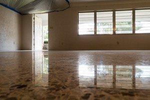 Diamond Polishing system by SafeDry in Florida