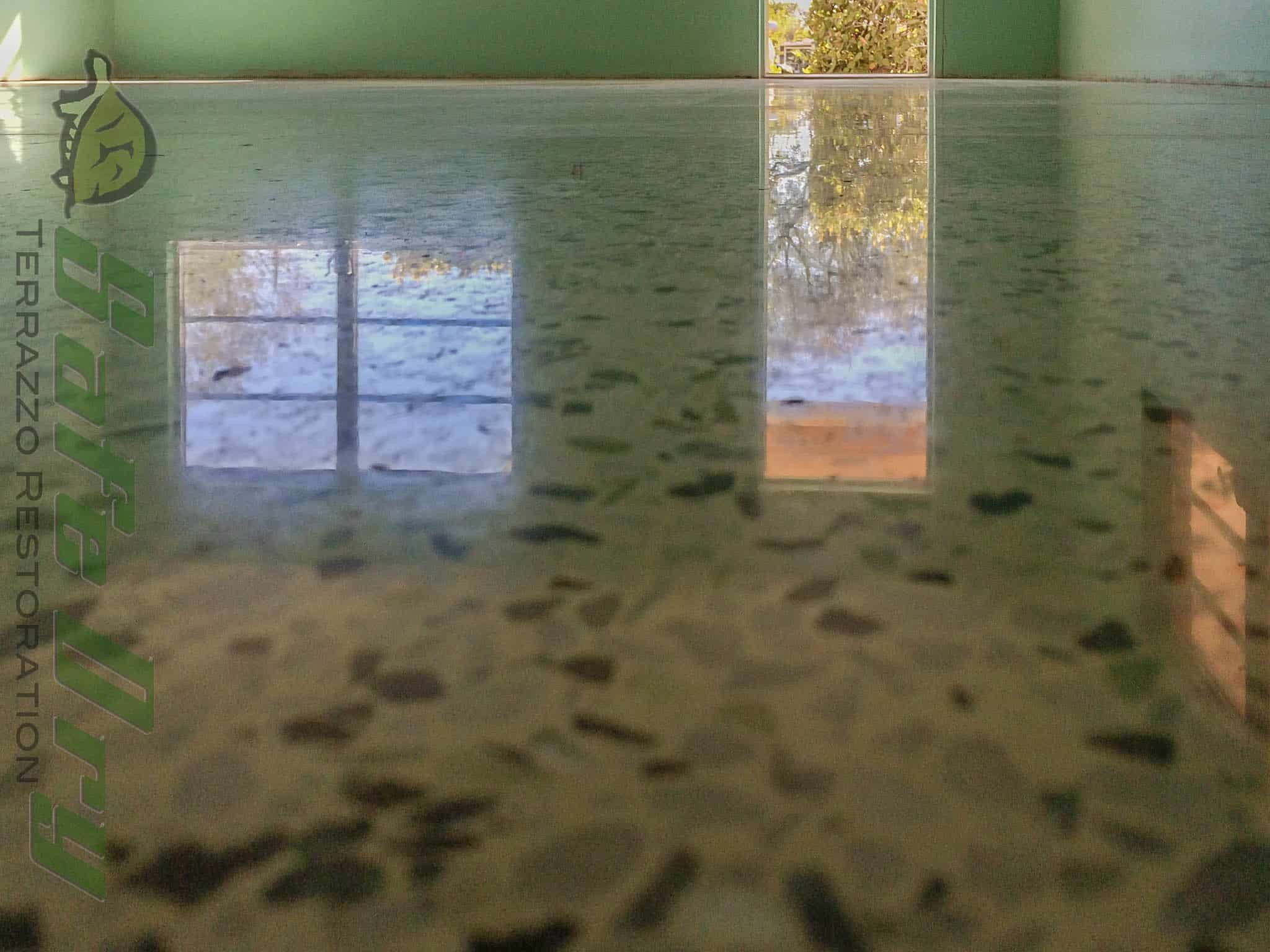 Terrazzo - the heart of Florida's mid-century modern homes