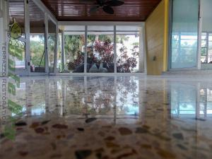 Dry Polished Terrazzo by SafeDry in Florida