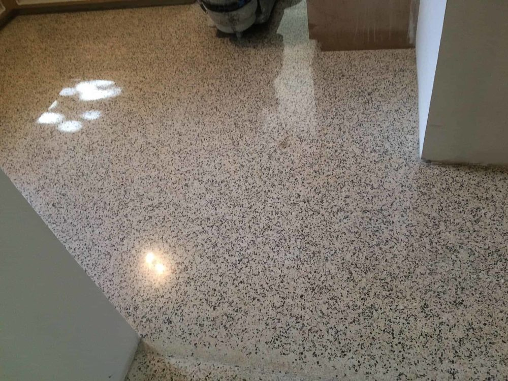 Terrazzo in south Florida by SafeDry