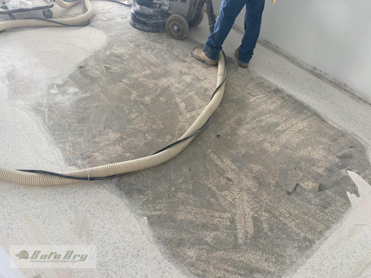 Terrazzo Restoration Longboat Key