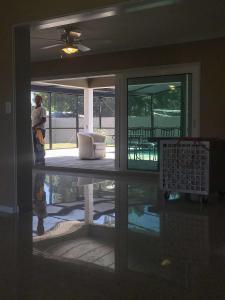 SafeDry Terrazzo flooring in Holiday