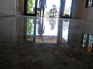 Terrazzo Restoration by SafeDry in Central Florida