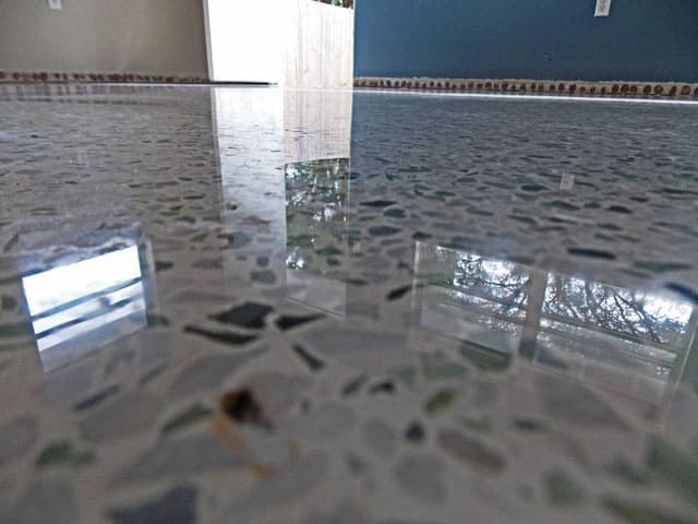 Terrazzo Restoration Sarasota done Dry by SafeDry