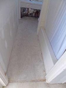 Terrazzo Restoration before and after venice
