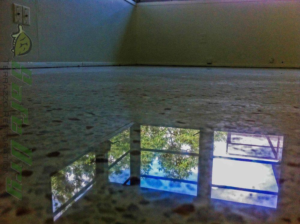 Dry Polished Terrazzo Florida